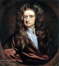 Sir Isaak Newton